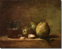 Jean_Siméon_Chardin_-_Pears,_Walnuts_and_Glass_of_Wine_-_WGA04784