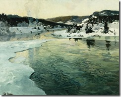 winter-on-the-mesna-river-near-lillehammer-fritz-thaulow