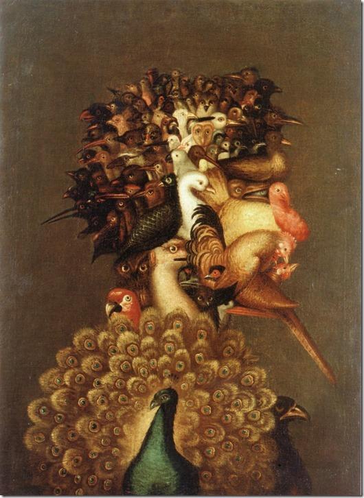 arcimboldo - air - 1566