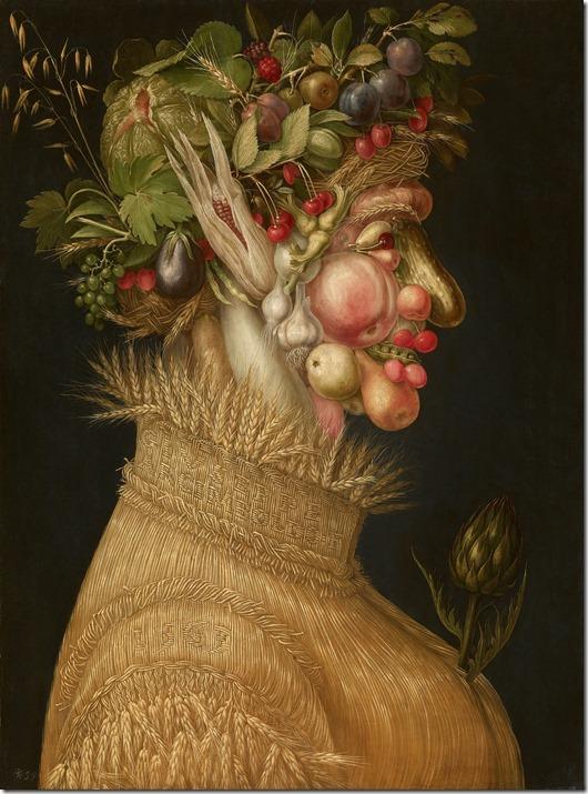Arcimboldo - Summer  - 1572