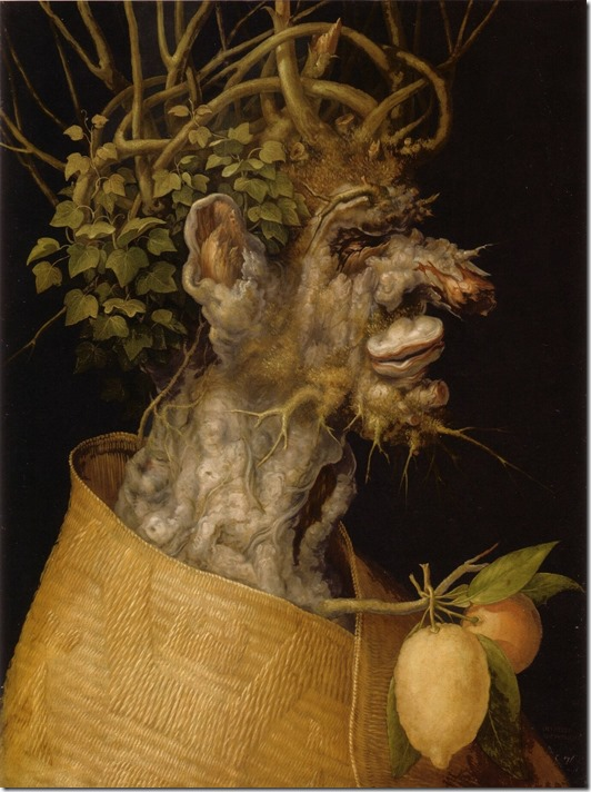 arcimboldo - winter - 1573