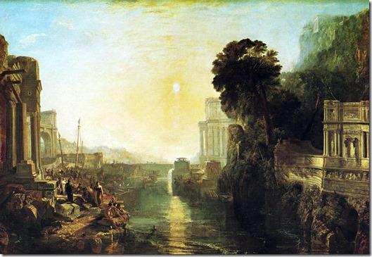 dido-building-carthage - 1815