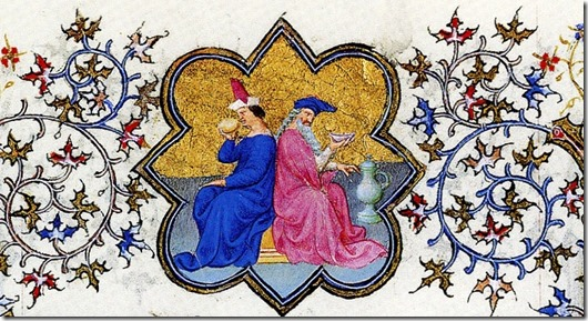 tres belles heures - january - detail 2