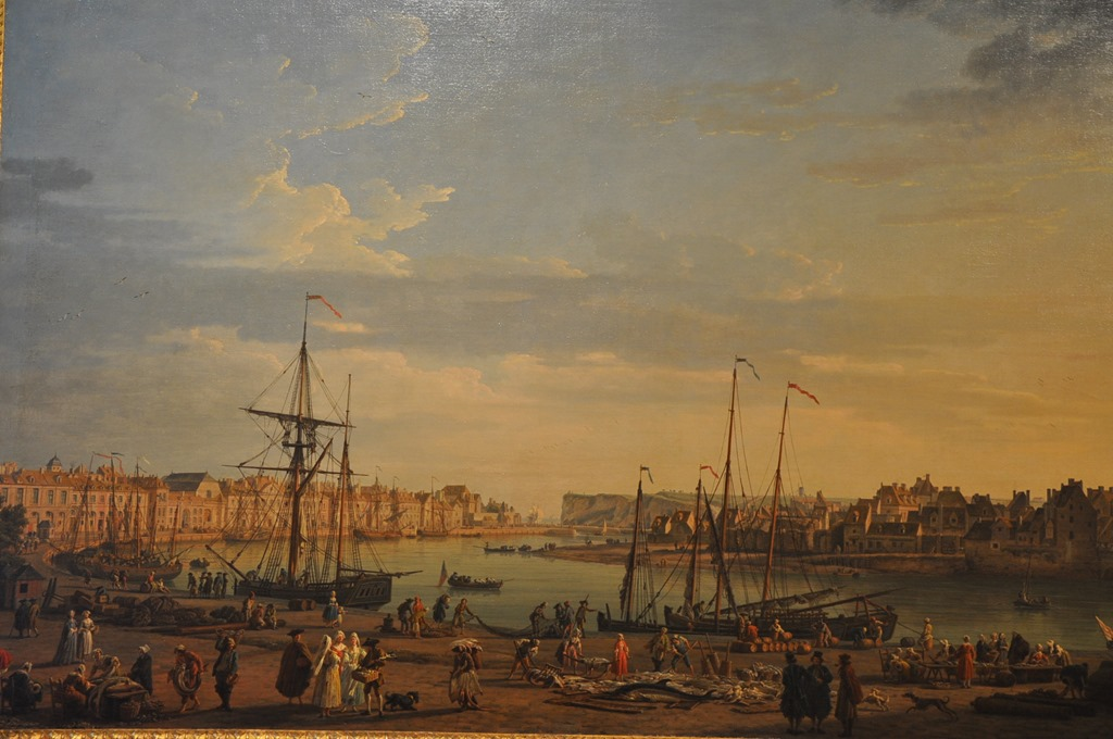 Joseph vernet 1718 1789 part iii the french port series for Porte vue 300 vues