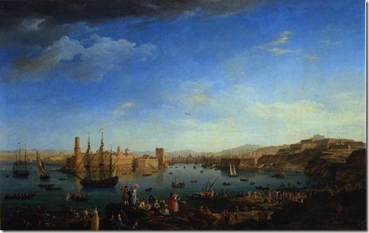 Vernet-entre-port-Marseille