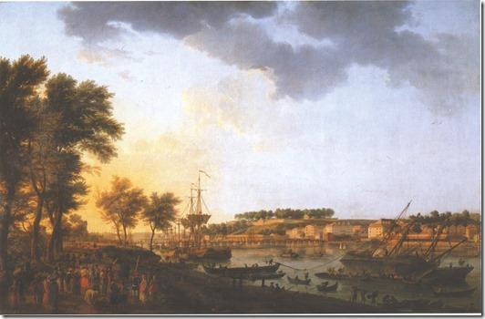Vernet-port-Bayonne