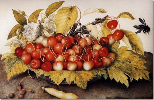 garzoni - cherries